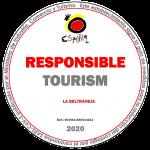 Distintivo Por Un Turismo Seguro con SARS-CoV2-